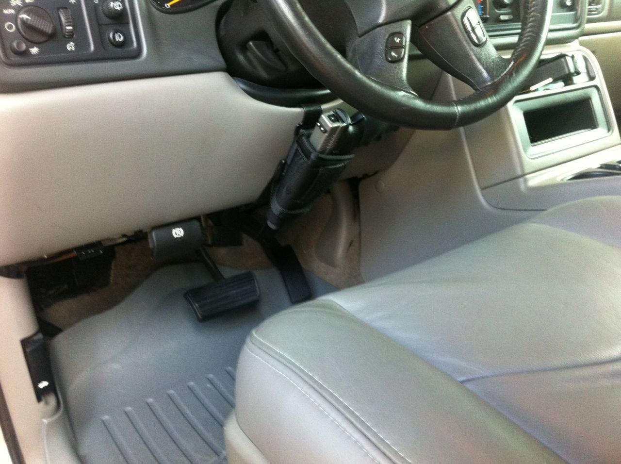 Vehicle mount chevrolet gmc